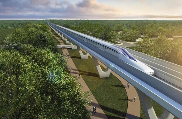 把乘客当成子弹一样发射的Hyperloop,应该有怎样的体验?   雷锋网
