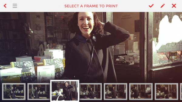 """「奇酷」打印出来的照片能""""动""""是一种怎样的体验?   雷锋网"""