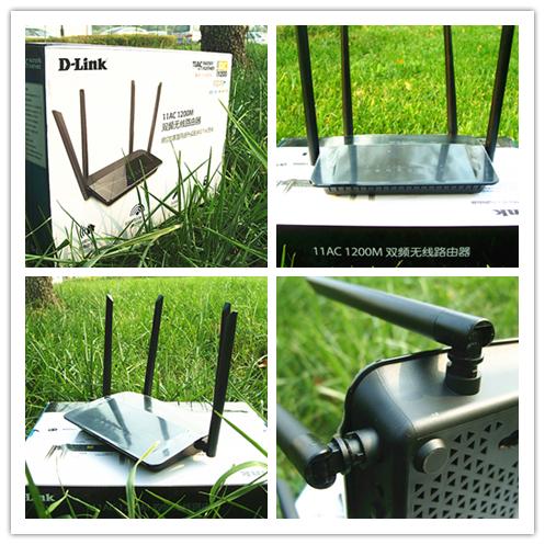 D Link友讯DIR 822智能双频无线路由器评测